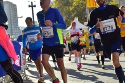Mainova Frankfurt Marathon 2016