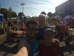 Selfie am Start | BIG Bochum Urban Trail 2017
