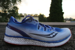 Im Test - Saucony Freedom ISO | RunnersFinest