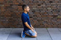 Dehnübung für die Fußsohlen | RunnersFinest.de