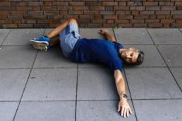 Dehnübung für den Rücken | RunnersFinest.de