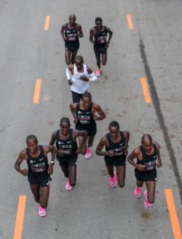 INEOS Challenge sub 2 Marathon Formation