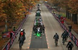 INEOS Challenge sub 2 Marathon Führungsfahrzeug