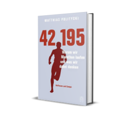 Laufbücher: 42,195 von Matthias Politycki