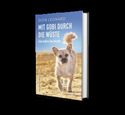 Laufbücher: Mit Gobi durch die Wüste von Dion Leonard