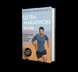 Laufbücher: Ultramarathon Man von Dean Karnazes