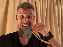 Ultra Mirage 2020 Finisher Foto