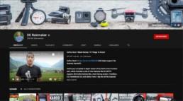 Screenshot vom Laufkanal von DCRainmaker