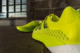 Adidas Adizero Pro seitlicher Blick