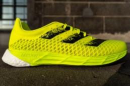 Adidas Adizero Pro von der Seite