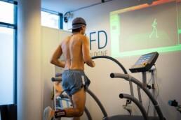 Laufstilanalyse im IFD Cologne – Auf dem Laufband