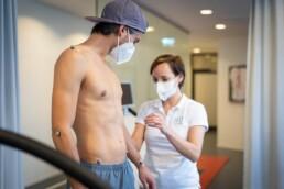Laufstilanalyse im IFD Cologne – Vorbereitung für Laufstilanalyse
