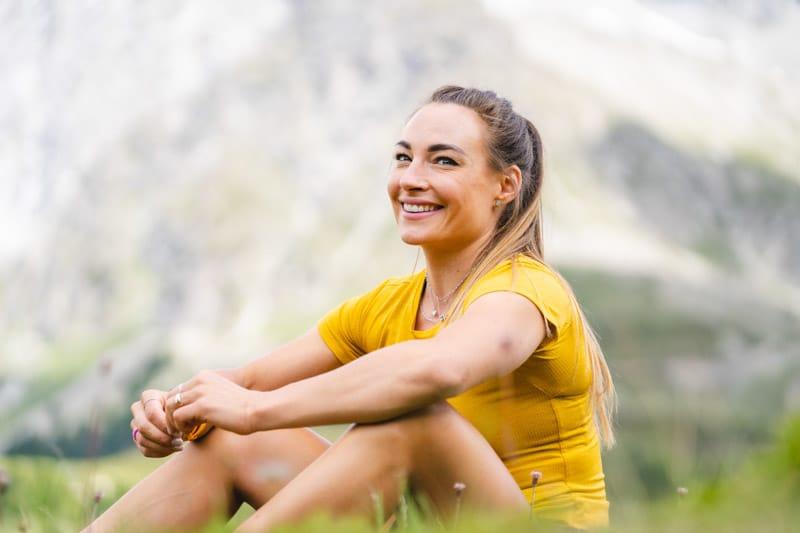 Dorothea Wierer Interview Trailrunning